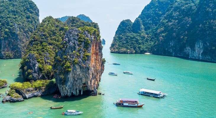 boten-james-bond-eiland-tour-phuket